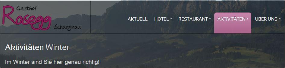 skihotel emmenthal