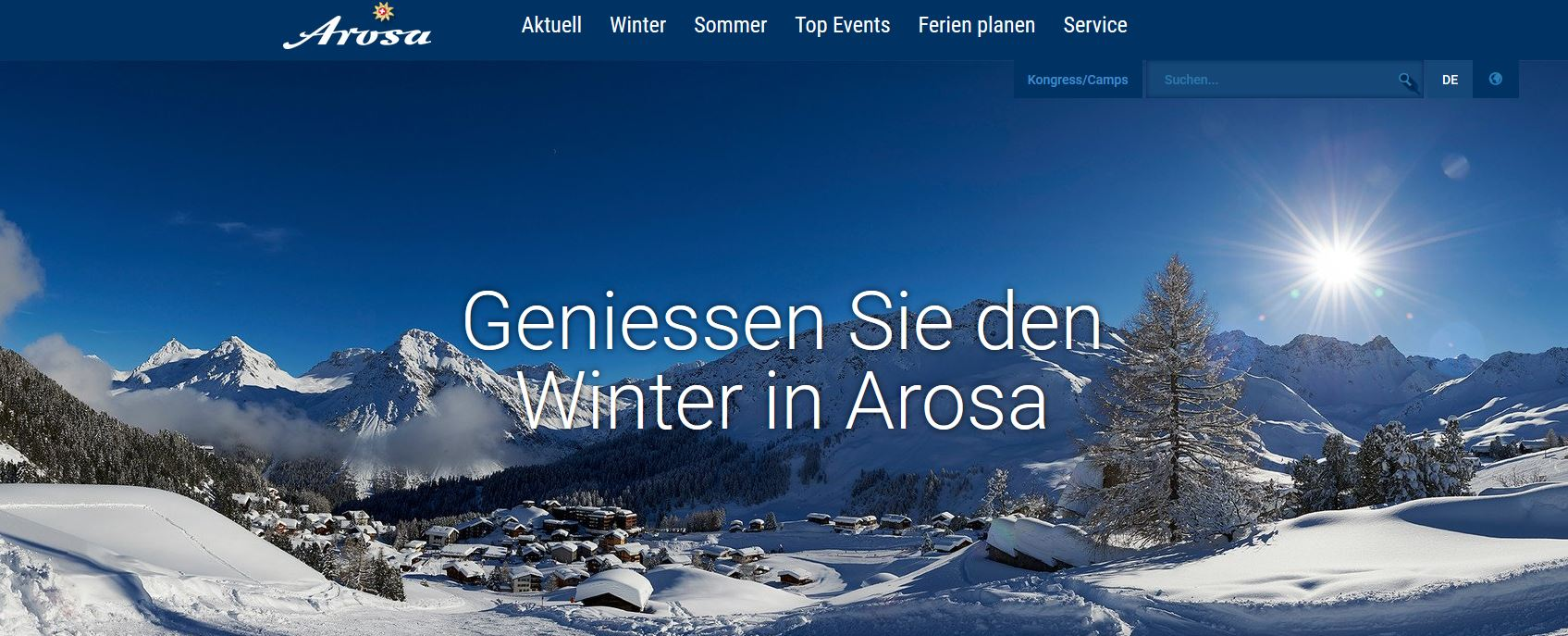 Skiurlaub Graubünden