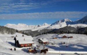 skiurlaub graubünden im Hotel