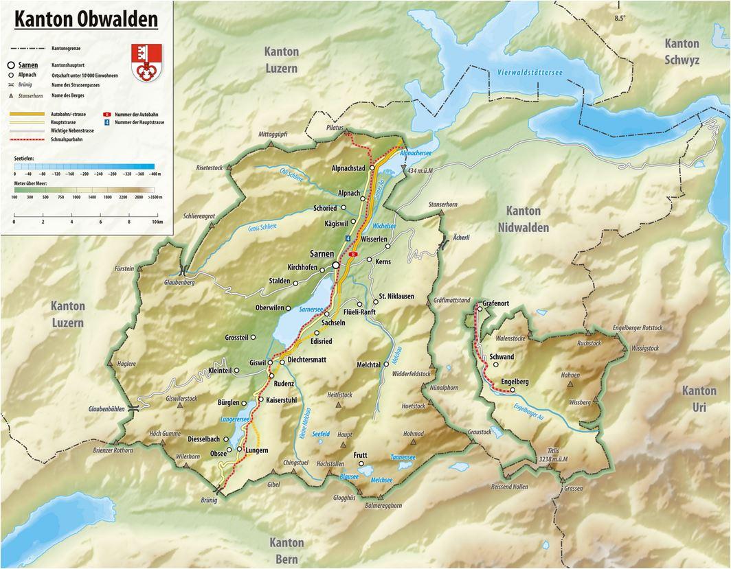 skikarte obwalden