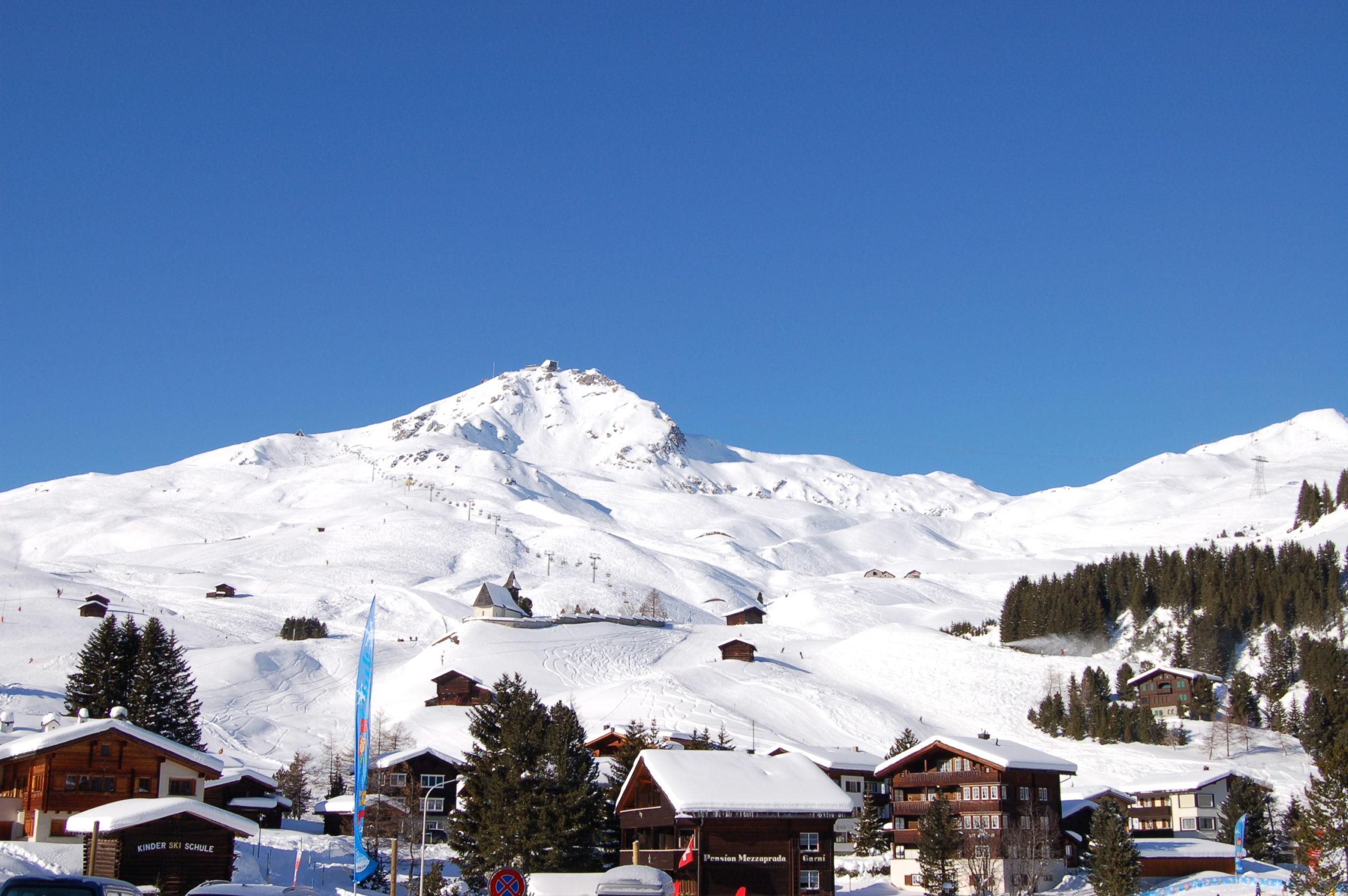bestes skigebiet graubünden