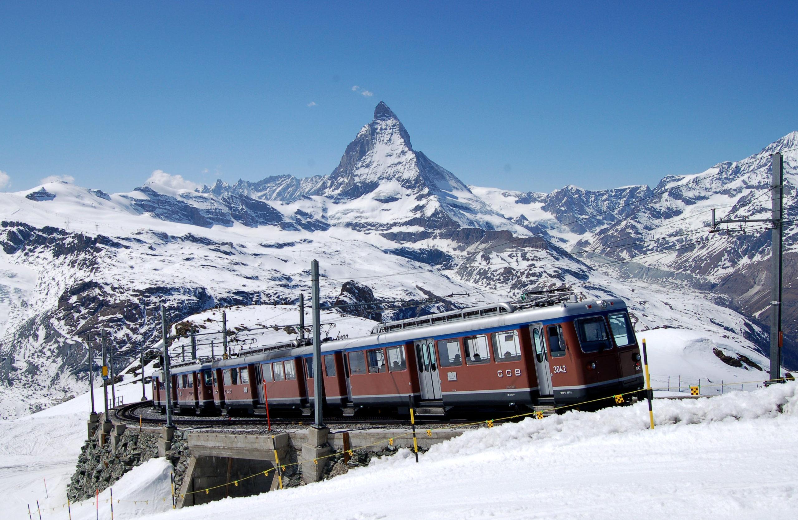 matterhorn gornergradbahn