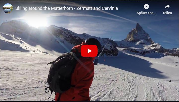 Ganzjahres Skigebiet Alpen