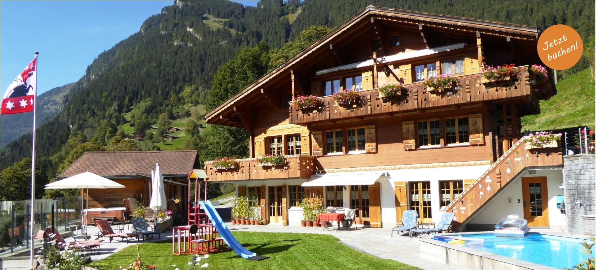 luxus appartement grindelwald