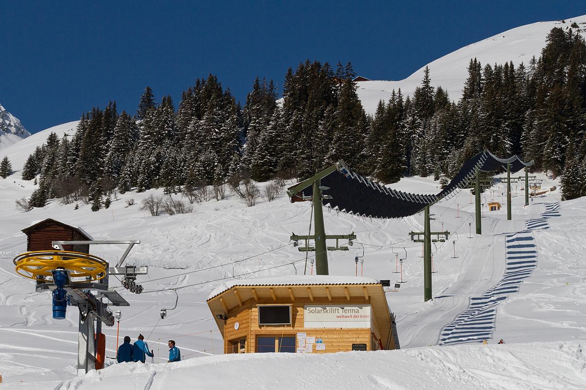 sanfter skiurlaub