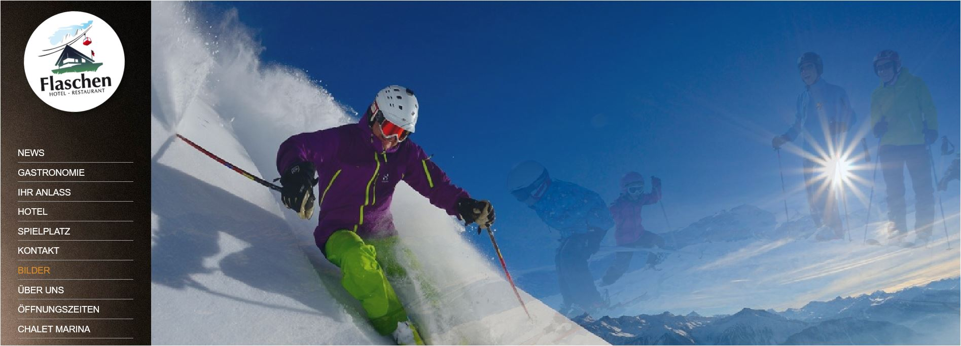 gutes skihotel wallis