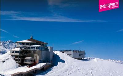 skiurlaub berner oberland schilthorn