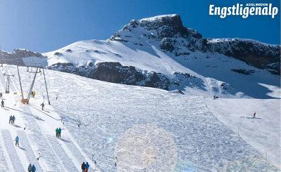 skiurlauzb berner oberland frühling